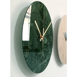 Simple Round Design 12 inches Promotion Wall Clocks