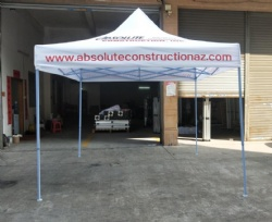 3x3 high quality easy up auto top events party tent