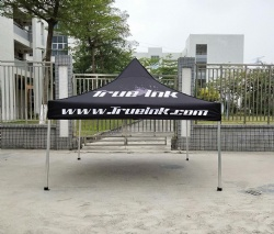 3x3 high quality easy up auto top events folding gazebos